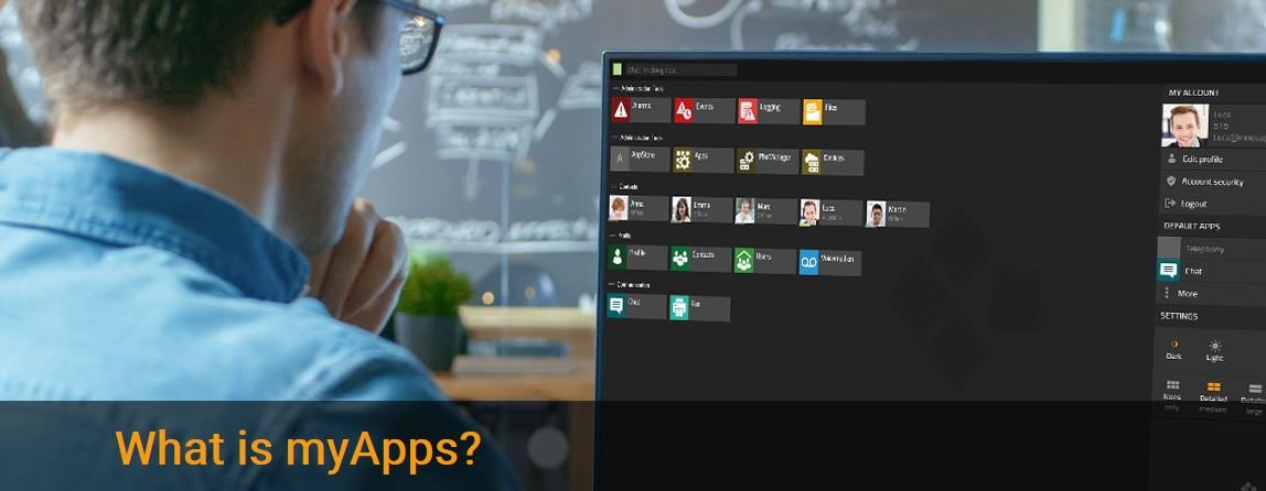 What is myApps